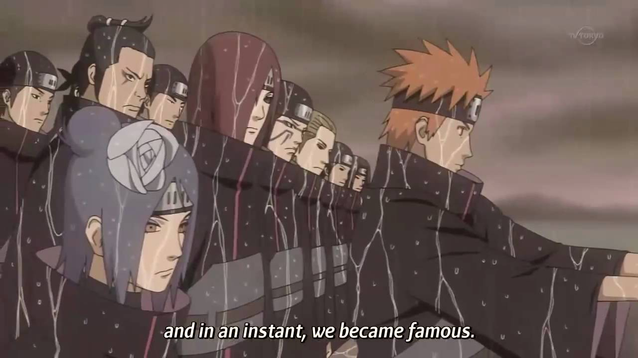 Army Quote Wallpaper 4k Nagato Pain Soldier Youtube
