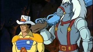 De los 80 dibujos animados de la muestra beat (bravestarr) #1 (dj tee)
