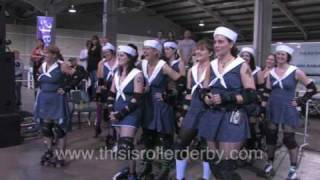 Adelaide Roller Derby League - THIS IS ROLLER DERBY