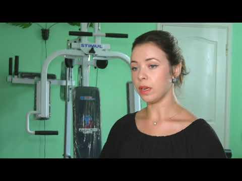 Телеканал Ексклюзив: Тренажери для людей з інвалідністю закупили у реабілітаційний центр «Родинний затишок»