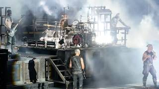 Rammstein - Fruhling in Paris (Nimes - 12 juillet 2017) - Full HD 60 fps