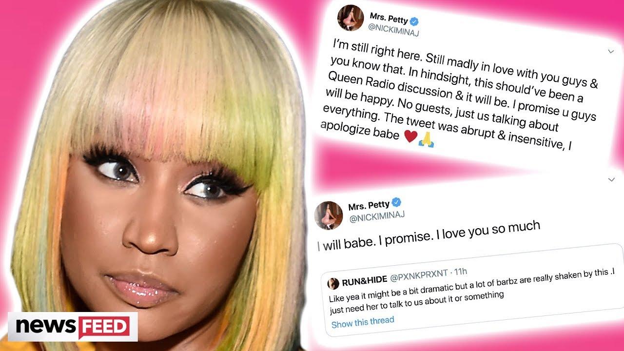 Nicki Minaj RESPONDS To Retirement Announcement!