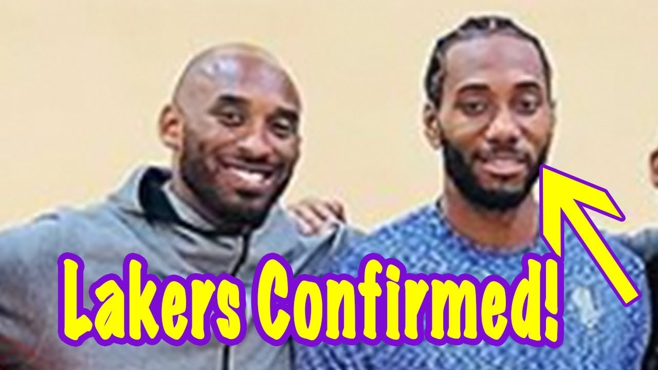 The Lakers Are All Smiles With The NBA Schedule