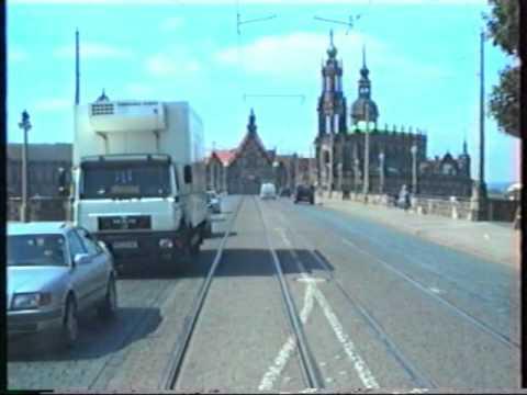 Straßenbahn Dresden 2001 linia 4 cz.I