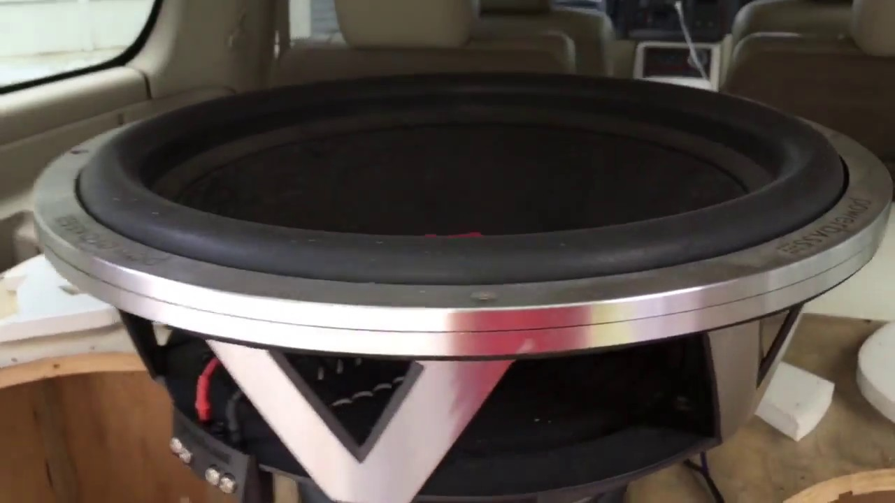 BEST BANG FOR THE BUCK/subwoofers/ Rockville audio k6 subwoofer/ powerbass  3xl