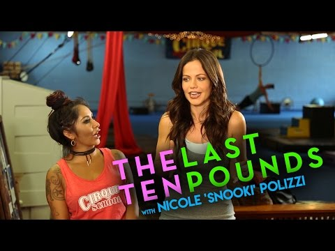 Tammin and Snooki's Hilarious Visit to Circus School