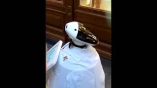 Робот приколист Москва