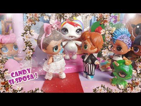 Il matrimonio di Candy e Jimmy 👰😍 [Speciale]