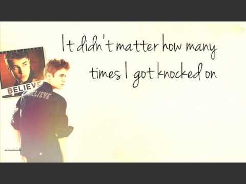 Justin Bieber - Believe [LYRICS & DOWNLOAD LINK]