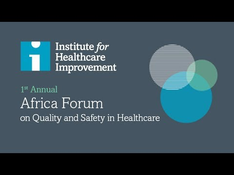 IHI and QI Coming to South Africa in 2018