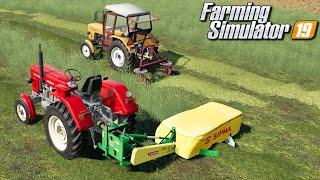 Sianokosy - Farming Simulator 19 | #28