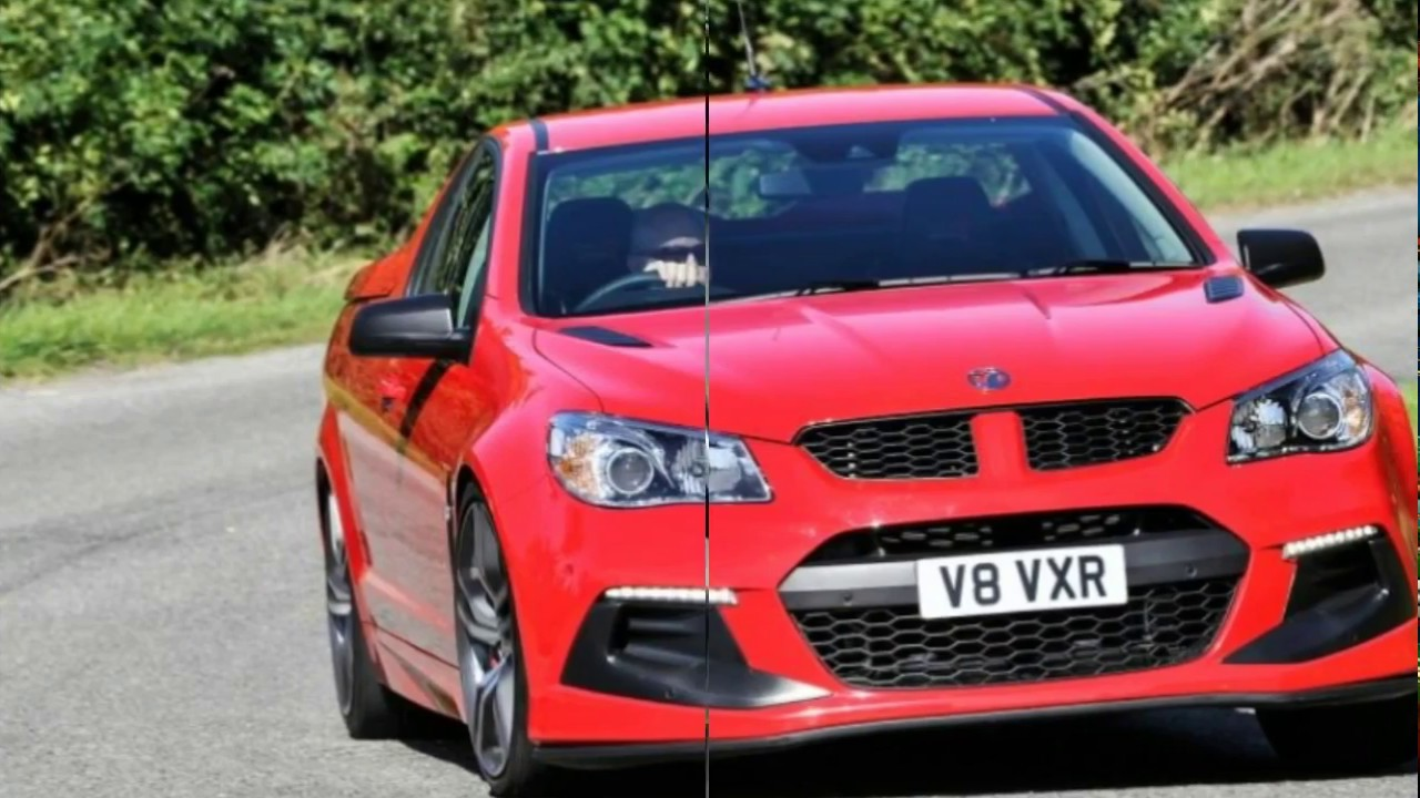 hight resolution of  new vauxhall vxr8 maloo 2017 review