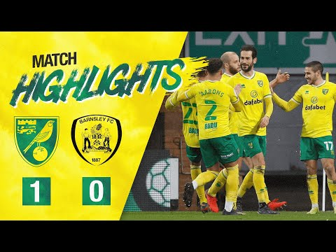 Norwich Barnsley Goals And Highlights