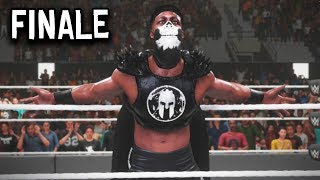 WRESTLEMANIA!! SERIES FINALE!! | WWE 2K19 My Career Mode Ep #19