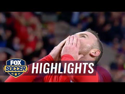 England vs. Australia | International Friendly Highlights