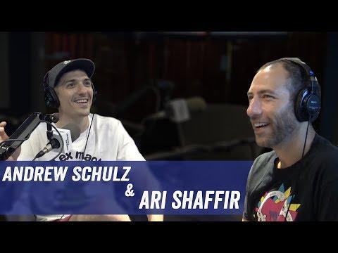 Ari Shaffir - Four Month Hiatus From Stand Up - Jim Norton & Sam Roberts Show