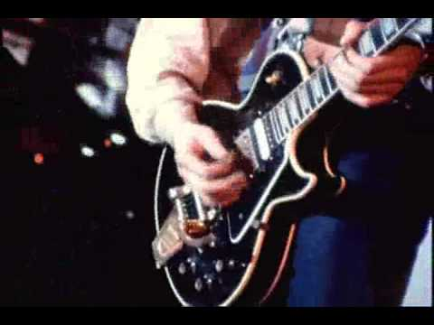 Jimmy Page reunited with 1960 Gibson Black Beauty Les Paul guitar | MusicRadar