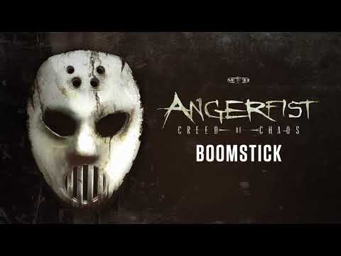 Angerfist - Boomstick