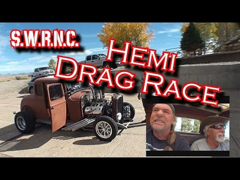 1932 Ford Coupe - HEMI POWERED Rat Rod - EXTREME FAIL !