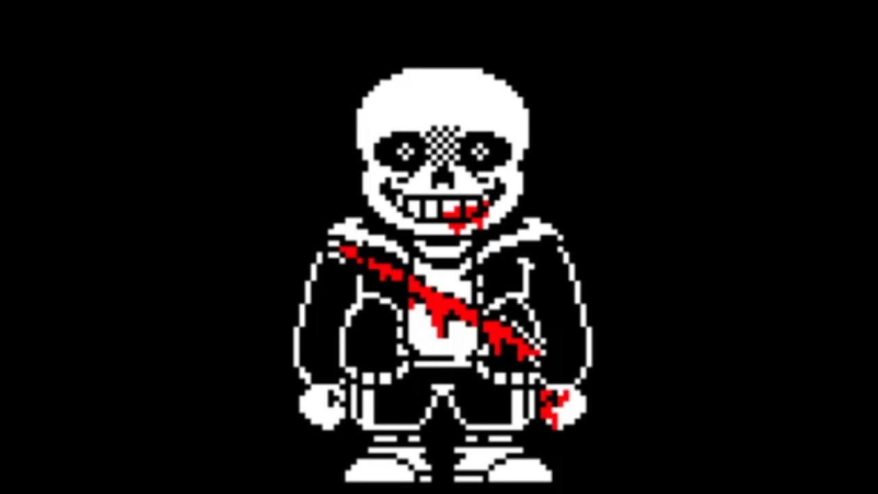 Undertale Last Breath The Slaughter Continues Phase 2 Youtube