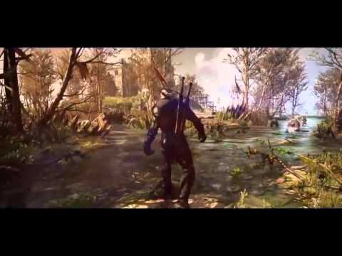 The Witcher 3 Music video (Three Days Grace Painkiller)