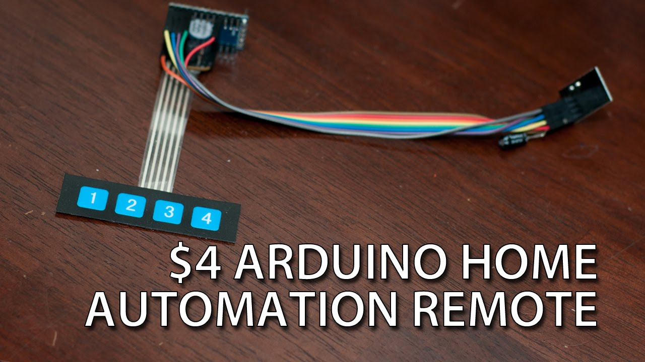 Arduino Smart Home Automation Free Download Video