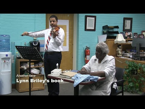 Another face: Lynn Briley's book