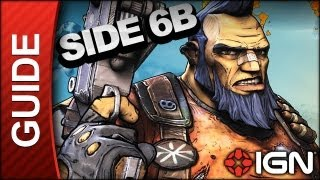 Borderlands 2 Walkthrough - Assassinate the Assassins (Reeth and Rouf) - Side Missions (Part 6b)