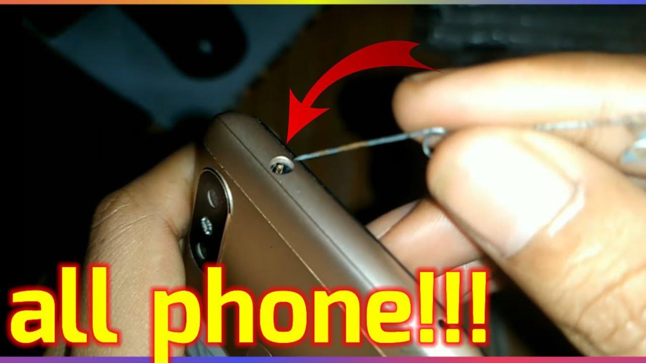 Cara Mudah Memperbaiki Dan Membersihkan Lubang Headset Hp Yang Rusak 2 Youtube