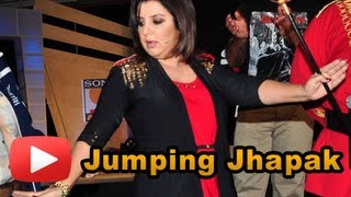 IPL Season 6 Song Farah Khan Dance - Dil Jumping Japang
