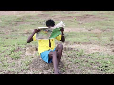 Mca Tricky - (KCPE) NATAFUTA JINA YANGU  KWA GAZETI  ft Nyachio