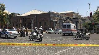 İran'da terör saldırıları