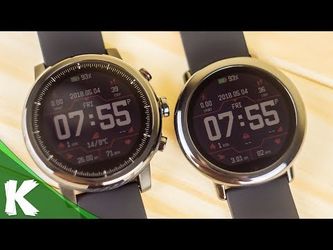 Xiaomi Amazfit Pace Vs Amazfit Stratos | Which One Should You Get?