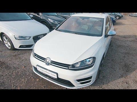 Volkswagen Golf R 7 C ПРОБЕГОМ за 1 850 000 рублей!