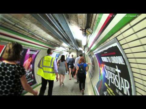 Tottenham Court Road Tube Station to Goodge Street tube station in London