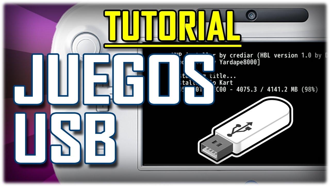 Wii U Instalar Juegos A Memoria Interna Juegos En Linea Y