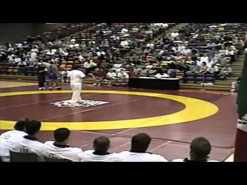 2000 Canada Cup: 85 kg Final Gary Holmes (CAN) vs. Justin Abdou (CAN)