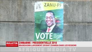 REPORTAGE ZIMBABWE: PRESIDENTIELLE 2018