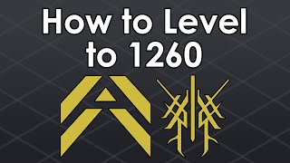 Destiny 2: How to Level to 1260 in Beyond Light/Season 12