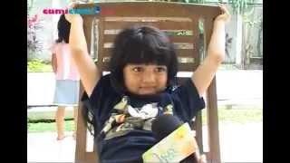 Afiqa cover/Qing fei de Yi kids song