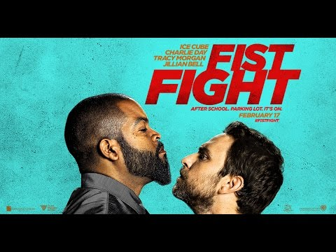 Fist Fight - End credit scenes/bloopers HD