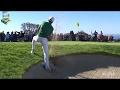 Tony Finau's Fine Golf Highlights 2017 Farmers Insurance PGA Tournament