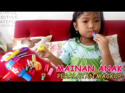 Mainan Anak Salon-Salonan, Mainan MakeUp Beauty Set Toys