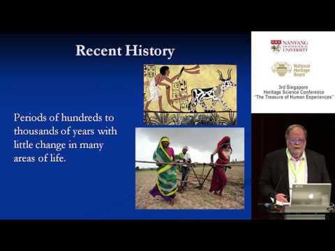 Conference: The Treasure of Human Experiences - Joseph Tainter