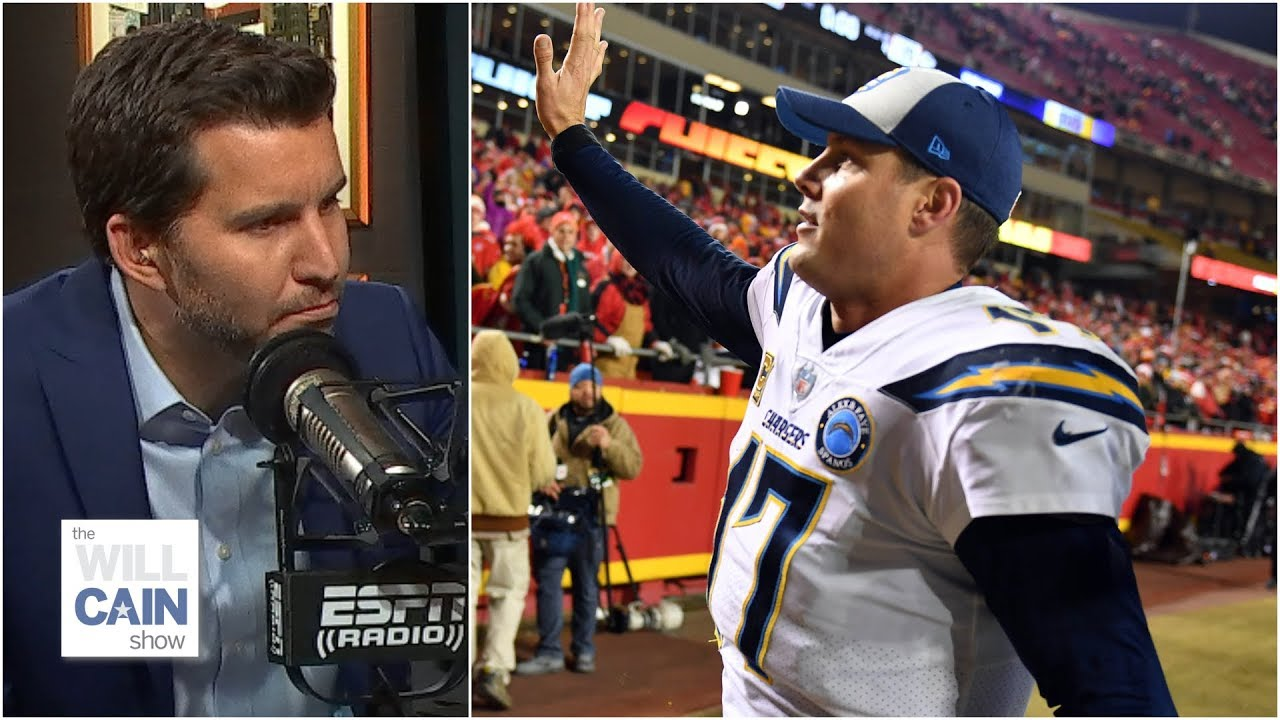 Chargers-Chiefs the most impactful game of 2018 NFL season? | Will Cain Show