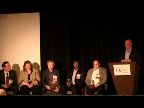 IT4IT™ - Panel Discussion The Open Group