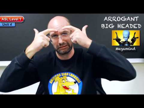 Unit 4 Vocabulary | ASL - American Sign Language