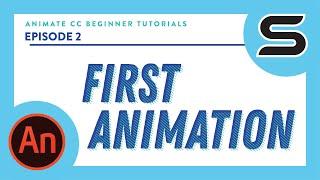 Animate CC Débutant Tutoriels Ep 2: Première Animation