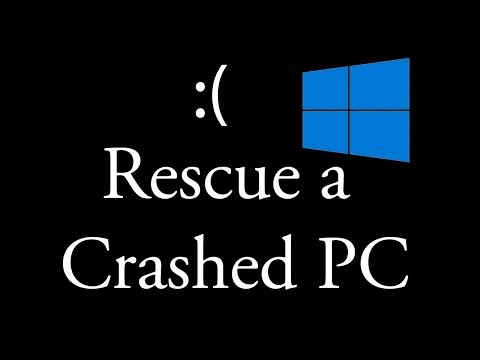 How To Recover C Drive Data After A Windows 10 /7 OS Crashed