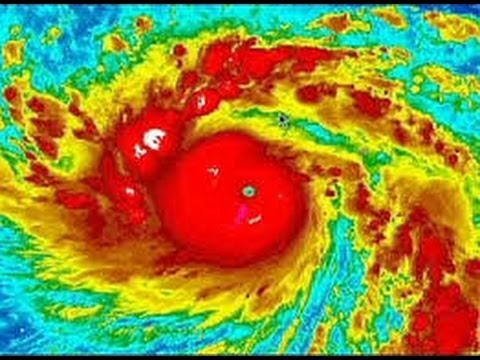 Super Typhoon Haiyan Is One Of The Strongest Storms To Hit Earth In Recorded History!!!